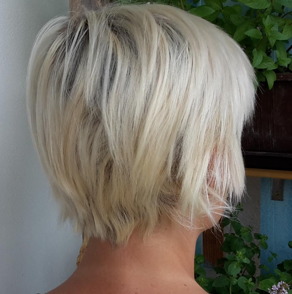 barva na vlasy blond diskuze